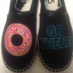 Sam Edelman Circus Donut Go There Flats